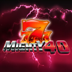 Play Mighty 40 Slots game Merkur