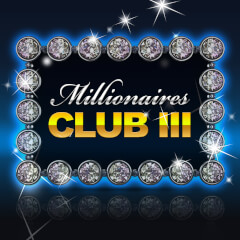 Play Millionaires Club III Slots game Amaya