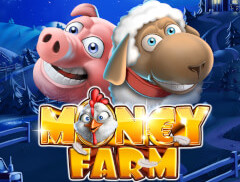 Play Money Farm Slots game GameArt