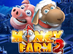 Play Money Farm 2 Slots game GameArt