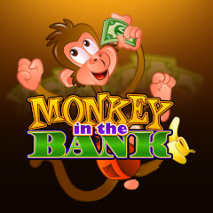 Play Monkey in the Bank Slots game Amaya