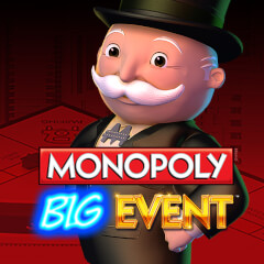 Monopoly Big Event Barcrest Slots