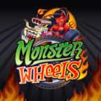 Play Monster Wheels Slots game Microgaming