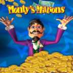 Play Montys Millions Slots game Barcrest