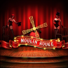 Play Moulin Rouge Slots game Green Valley