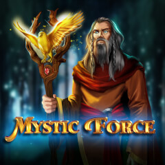 Play Mystic Force Slots game Merkur