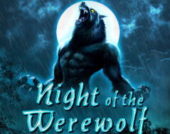 Night Of The WereWolf Slots game Merkur