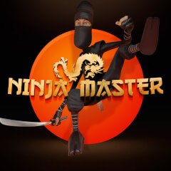Ninja Master Slots game Green Valley