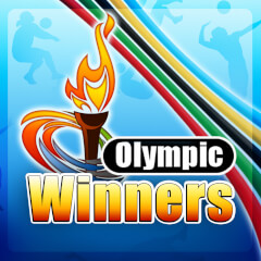 Play Olympic Winners Slots game Green Valley