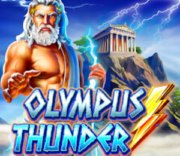 Play Olympus Thunder Slots game Nextgen