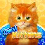 Play OMG Kittens Slots game WMS