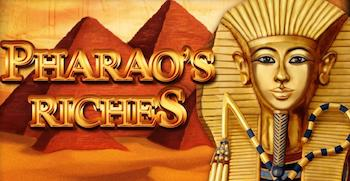 Play Pharaos Riches rhfp Slots game Kalamba