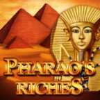 Pharaos Riches Slots game Merkur