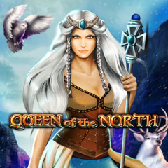 Play Queen of the North Slots game Merkur