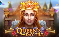 Play Queens Day Tilt Slots game Play n Go