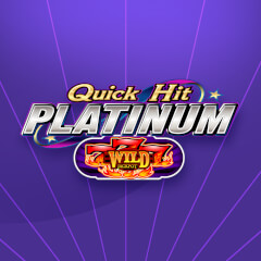 Quick Hit Platinum Slots game Bally