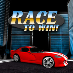 Play Race To Win Slots game Merkur