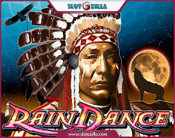 Play Rain Dance Slots game RTG