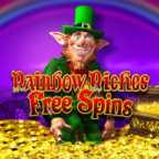 Play Rainbow Riches Free Spins Slots game Barcrest