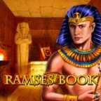 Play Ramses Book Slots game Merkur