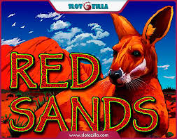 Play Red Sands Slots game RTG