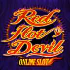 Play Red Hot Devil Slots game Microgaming