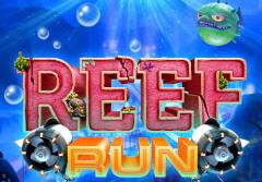 Reef Run Slots game Yggdrasil
