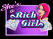Shes a Rich Girl Slots game IGT