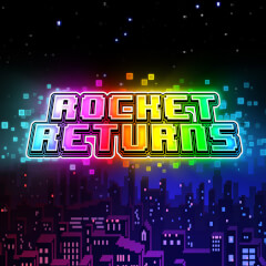 Rocket Returns Slots game Bally