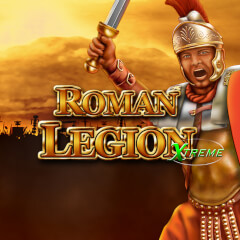Play Roman Legion Extreme Slots game Merkur