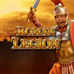 Play Roman Legion Slots game Merkur
