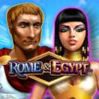 Play Rome and Egypt Slots game WMS