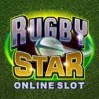 Rugby Star Slots game Microgaming