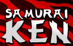 Samurai Ken Slots game Microgaming
