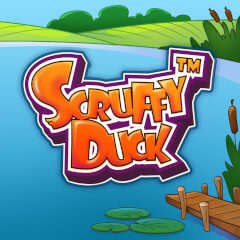Play Scruffy Duck Slots game NetEnt