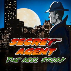 Play Secret Agent Slots game Green Valley