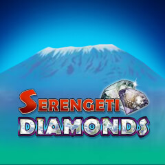 Serengeti Diamonds Slots game Amaya