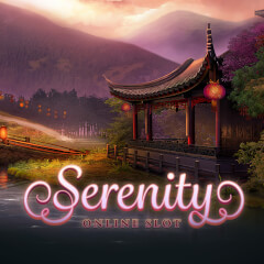Serenity Slots game Microgaming
