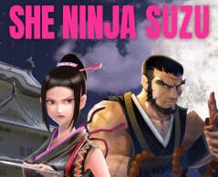 She Ninja Suzu Slots game Ganapati