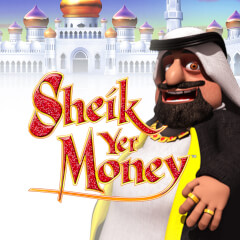 Sheik Yer Money Slots game Barcrest