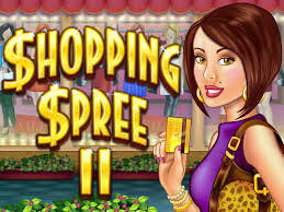 Shopping Spree Slots game RTG