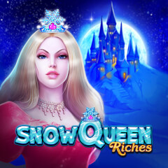 Play Snow Queen Riches Slots game Microgaming