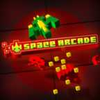 Space Arcade Slots game Green Valley