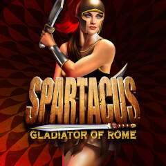 Spartacus Slots game WMS