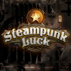 Play Steam Punk Luck Slots game Green Valley