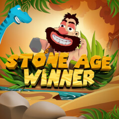 Stone Age Winner Slots game Green Valley