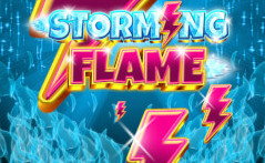 Storming Flame Slots game GameArt