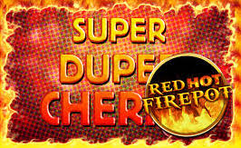 Play Super Duper Cherry rhfp Slots game Gamomat