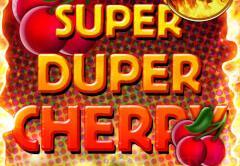 Super Duper Cherry Slots game Merkur