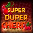 Super Duper Cherry Slots game Merkur